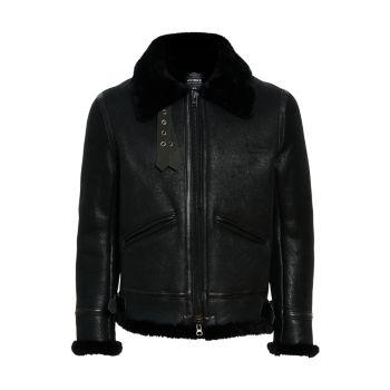 Куртка из шерпы Avirex