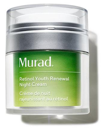 Retinol Youth Renewal Ночной крем Murad