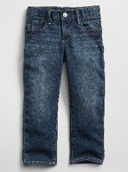 Зауженные джинсы для малышей в цвете Supersoft Gap Factory