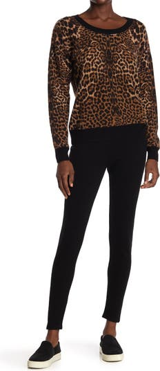 Cashmere Jersey Leggings AMICALE