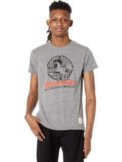 Винтажная футболка из трех смесей Roscoes The Original Retro Brand