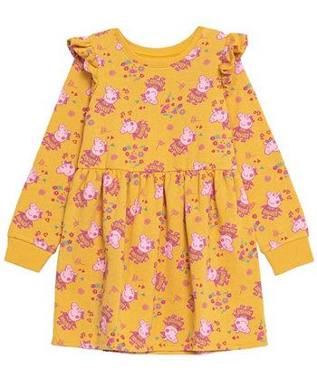 Платье для маленьких девочек Peppa Pig
