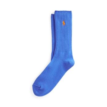Cotton-Blend Crew Socks  Size Ralph Lauren