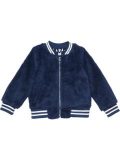 Куртка Arcade Bomber из искусственной шерсти (для малышей / маленьких детей / старших детей) Splendid Littles