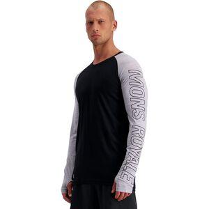 Рубашка с длинным рукавом Mons Royale Temple Tech Mons Royale