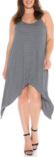 Платье-майка в полоску SLINK JEANS