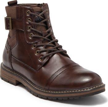 Ботинки Tannin Cap Toe Madden