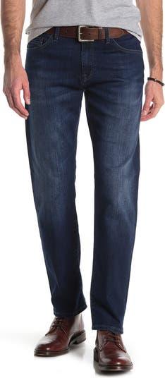 Прямые джинсы Zach - 30–34 дюйма по внутреннему шву Mavi