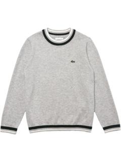Классический полу необычный свитер (для малышей / маленьких детей / детей старшего возраста) Lacoste Kids