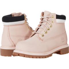 6-дюймовые водонепроницаемые ботинки премиум-класса (для маленьких детей) Timberland