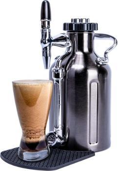 Кофеварка uKeg Nitro Cold Brew GrowlerWerks