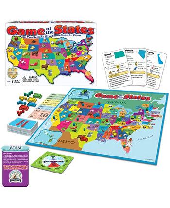 Игра Штаты Winning Moves