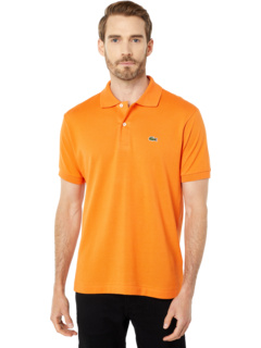 L1212 Классическая рубашка-поло из пике Lacoste
