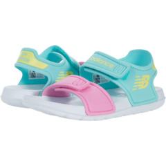 Спортивные сандалии: двойной крючок и петля (для маленьких / больших детей) New Balance Kids
