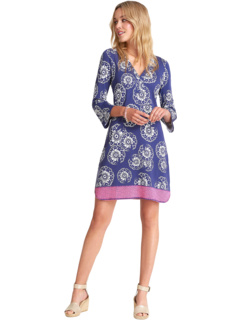 Ashley Dress - Tie-Dye Mandala Hatley