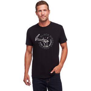 Black Diamond Hammered T-Shirt- Men's Black Diamond
