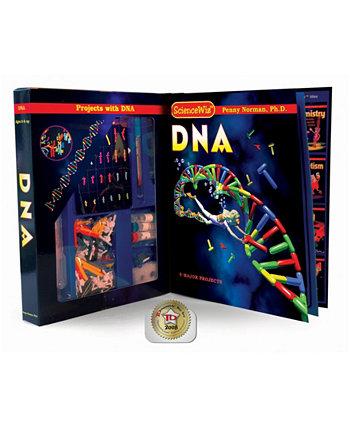 Головоломка ScienceWiz DNA Kit ScienceWiz Products