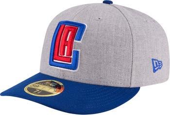 Бейсболка Los Angeles Clippers New Era Cap