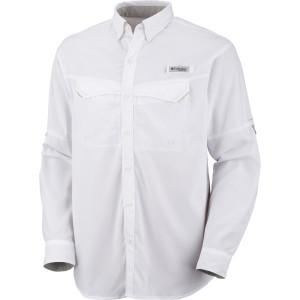 Рубашка с длинным рукавом с низким сопротивлением Columbia Offshore Columbia