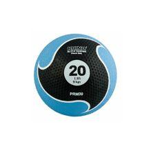 Champion Sports PRM20 20 lbs Rhino Elite Medicine Ball, Blue Champion