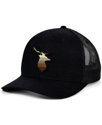 Изогнутая кепка для дальнобойщика Local Crowns Deer Animal Collection Lids