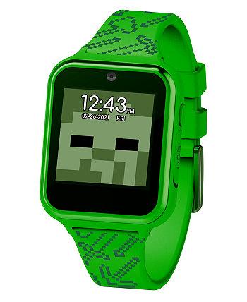 Детские умные часы с сенсорным экраном Minecraft 46 мм ACCUTIME