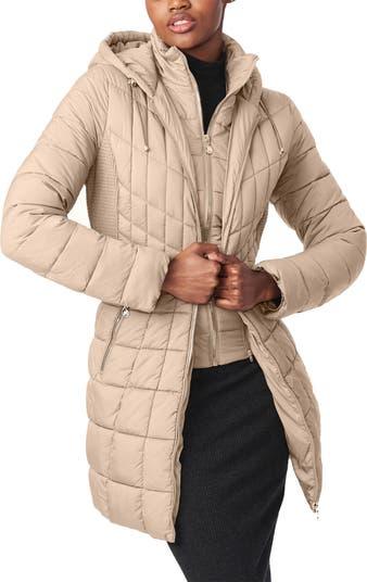 Ecoplume Lightweight Puffer Coat Bernardo