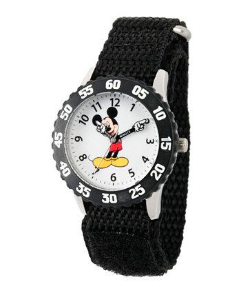 Часы для учителей времени из нержавеющей стали для мальчиков с Микки Маусом Disney Ewatchfactory