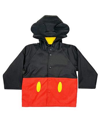 Дождевик с Микки Маусом для маленьких и больших мальчиков Western Chief