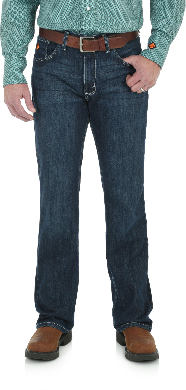 Огнестойкие зауженные джинсы 20X Wrangler