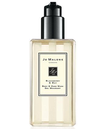Средство для мытья рук и тела Blackberry & Bay, 8,5 унций. Jo Malone London