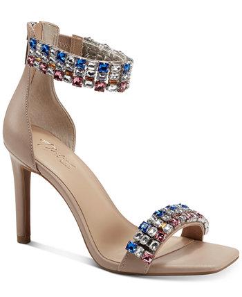 Женские сандалии под платье из льна Thalia Sodi