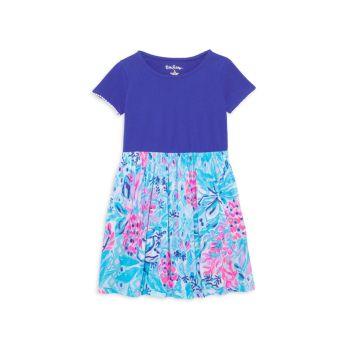 Little Girl's & Girl's Giavanna Dress Lilly Pulitzer