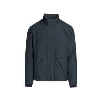 Куртка Soft Shell Mockneck Z Zegna