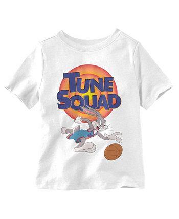 Little Boys Bugs Drive Short Sleeve T-shirt Hybrid
