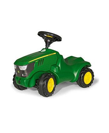 Игрушки футов в пол John Deere Mini Trac Rolly