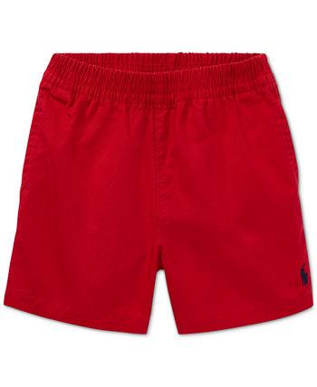 Спортивные шорты из твила для маленьких мальчиков Ralph Lauren Ralph Lauren