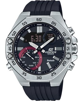 Мужские часы с черным полимерным ремешком 48 мм G-Shock