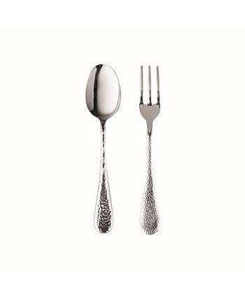 Сервировочный набор Набор столовых приборов с вилкой и ложкой, 2 шт. Mepra