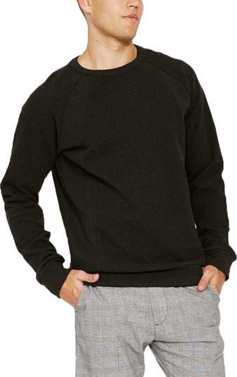 Maxson Waffle Knit Pullover Civil Society
