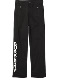 Симпатичные брюки (для маленьких / больших детей) Burberry Kids