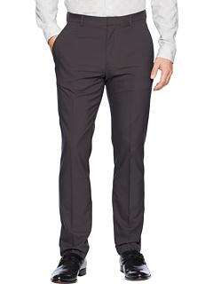 Очень облегающие твердые технические штаны Perry Ellis Portfolio