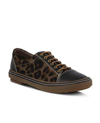 Женские повседневные кроссовки Libbi-Leopard L'ARTISTE