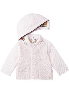 Куртка Giaden с капюшоном (для младенцев / малышей) Burberry Kids