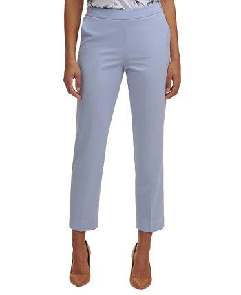Миниатюрные брюки с тонкими штанинами Calvin Klein