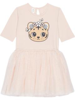 Балетное платье с цветочным принтом Tigress (для малышей) HUXBABY