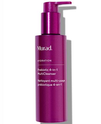 Пребиотик 4-в-1 MultiCleanser, 5 унций. - Ограниченный выпуск Murad
