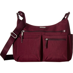Новый классический большой рюкзак Heritage Anywhere с браслетом для телефона RFID Baggallini