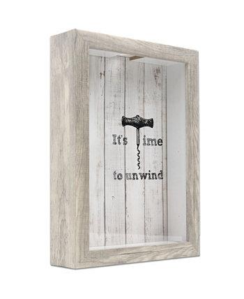 """Рамка для теней для пробкового держателя, 9 """"x 12"""" Lawrence Frames"""