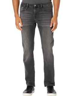 Marcus Slim Straight в цвете Smoke Feather Blue Mavi Jeans